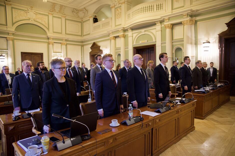 W czwartek, 31 stycznia, odbyła się V sesja Rady Miasta Gdańska