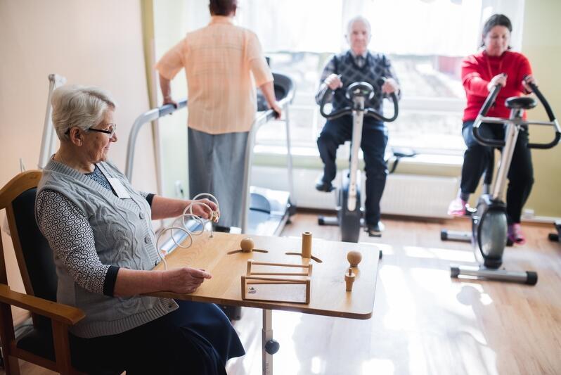 Sport można uprawiać w każdym wieku i wielu seniorów to potwierdzi