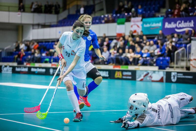 Polski w pierwszym spotkaniu turnieju eliminacyjnego pokonały Włoszki 18:1