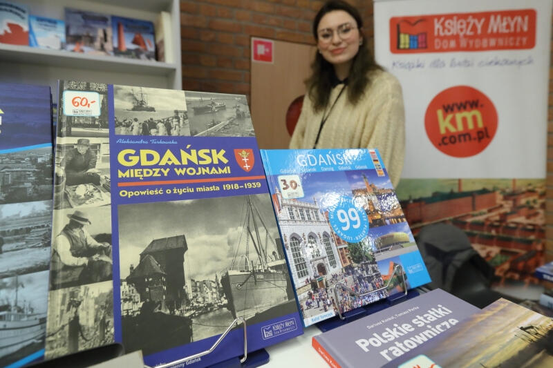 Gdańskie Targi Książki to największe tego typu wydarzenie na Pomorzu. W Gdańsku takiej inicjatywy, na taką skalę, jeszcze nie było