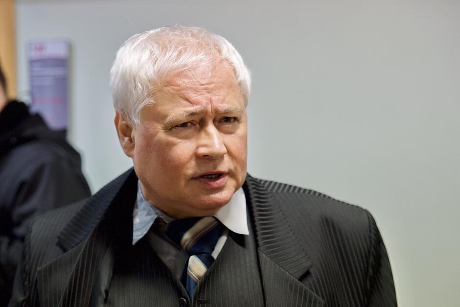 Sławomir Ziembiński nie zebrał wymaganej minimalnej liczby głosów poparcia dla jego kandydatury