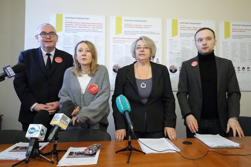 Wszystko dla Gdańska i Lepszy Gdańsk kontynuują współpracę. LG oficjalnie poparł kandydaturę Aleksandry Dulkiewicz na urząd prezydenta Gdańska