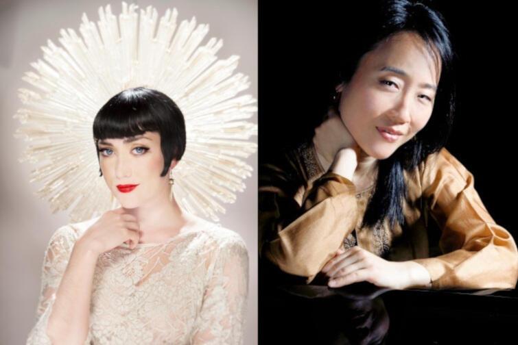 Hailey Tuck i Helen Sung będą gwiazdami tegorocznego Babskiego Grania podczas zimowej odsłony Festiwalu Jazz Jantar