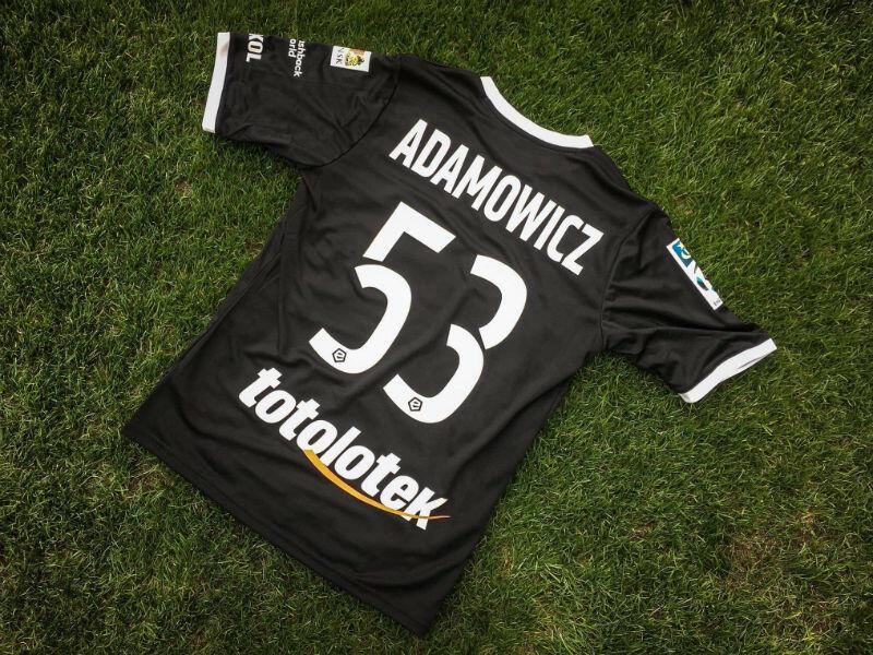 Koszulka z nr 53 najpierw zawiśnie w szatni piłkarzy Lechii, potem trafi w ręce brata zmarłego prezydenta