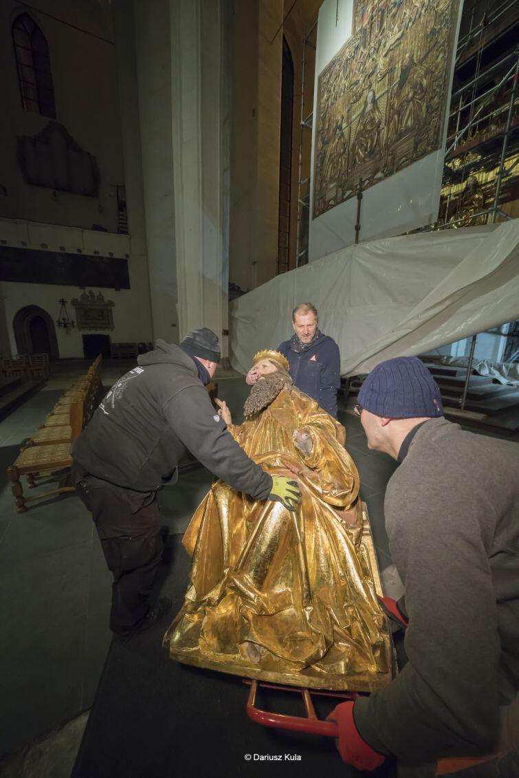 W pierwszą niedzielę marca uroczyste odsłonięcie odnowionego ołtarza