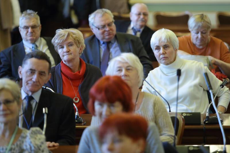 Do Pomorskiej Delegatury Obywatelskiego Parlamentu Seniorów należy dziś kilkudziesięciu seniorów z Gdańska, Gdyni, Wejherowa i Pruszcza Gdańskiego, a nawet Malborka