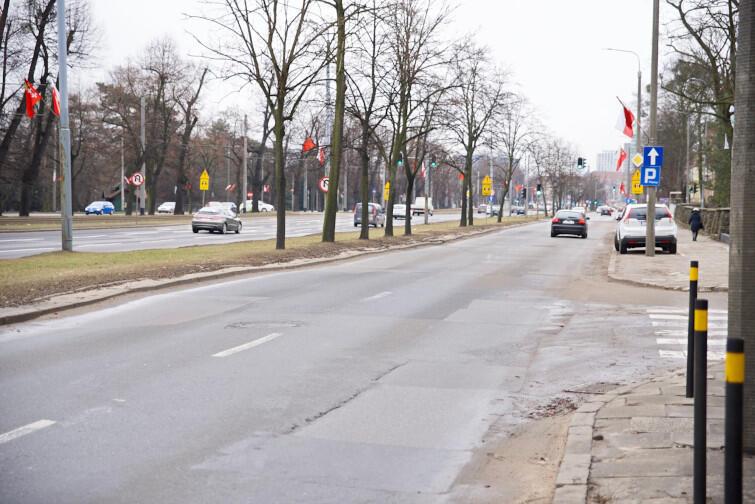 Modernizacja Traktu Konnego obejmie odcinek od ulicy Smoluchowskiego do ulicy Chodowieckiego
