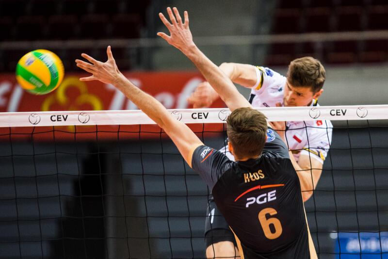 Jest awans do play-off Trefla Gdańska po pięciu ciężkich setach