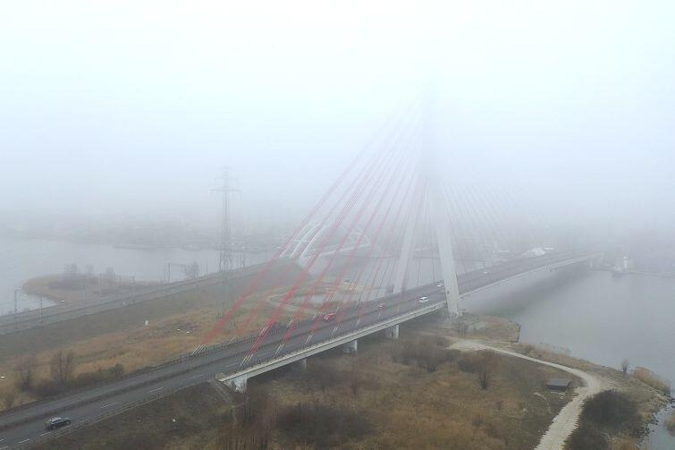 Most wantowy im. Jana Pawła II