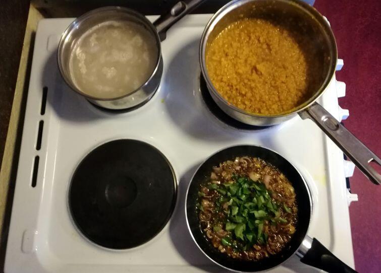 Gotowanie w akademiku