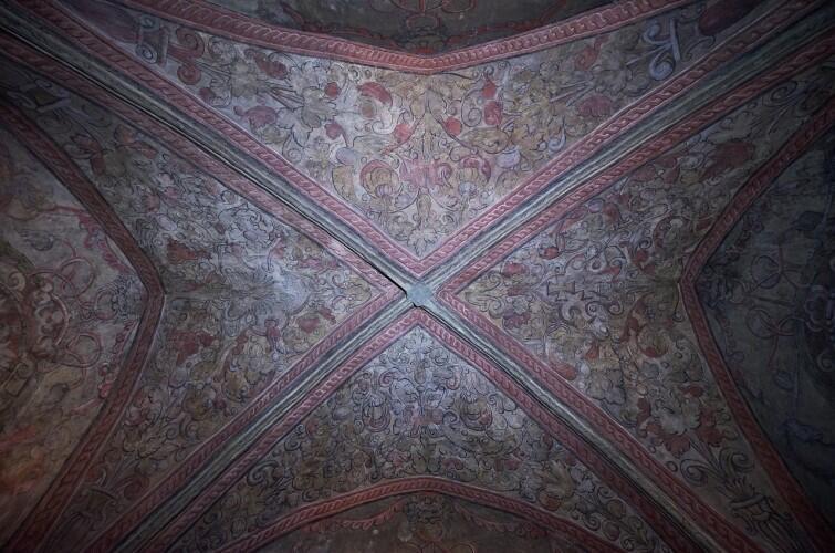 Malowidła w Wielkim Krzysztofie