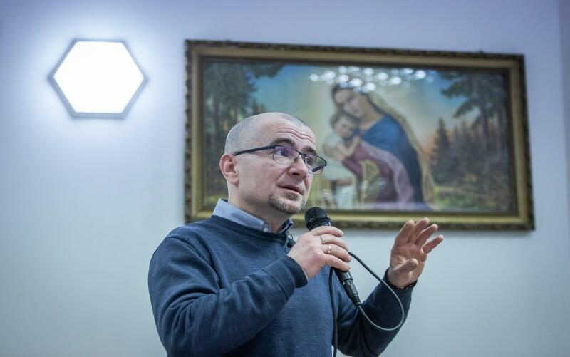 Marek Skiba to kandydat stowarzyszenia Odpowiedzialny Gdańsk