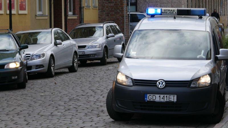 Więcej patroli gdańskiej straży miejskiej pojawi się na Głównym Mieście w dniach 21-26 lutego