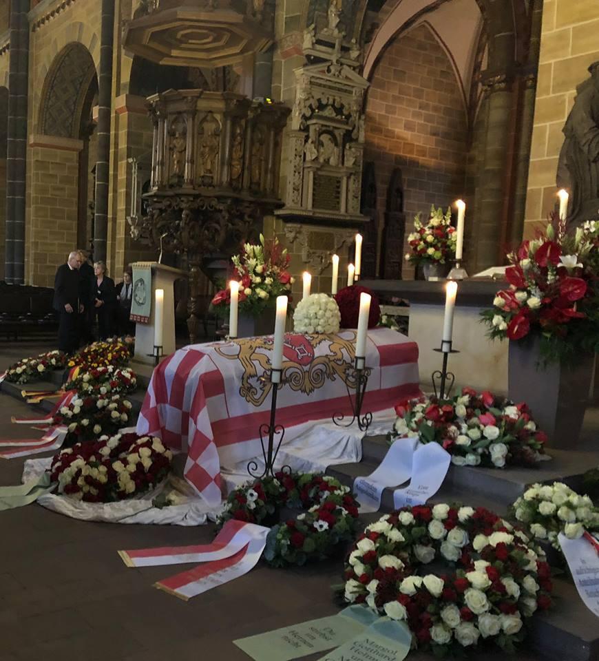 Ostatnie pożegnanie Christiana Webera w Bremie