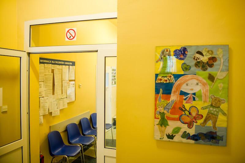 Szpital Dziecięcy Polanki  - tutaj trafią jaśki uszyte podczas sobotniej akcji