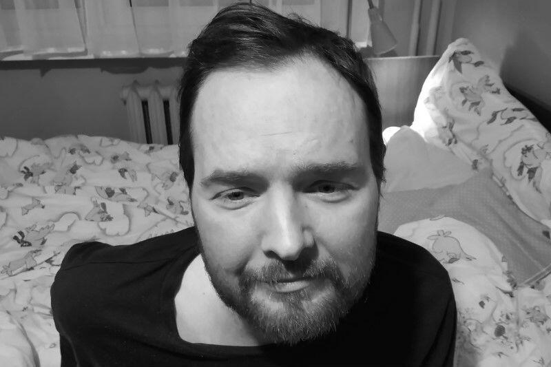 Łukasz Bielawa, pracownik GZDiZ zmarł w poniedziałek, 18 lutego wieczorem