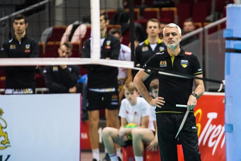 Co w sobotę wymyśli trener Andrea Anastasi?