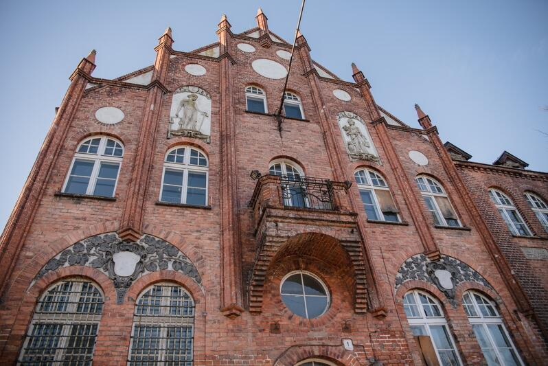 W dawny Ratusz Oruński wkrótce wstąpi nowe życie - jest już koncepcja remontu