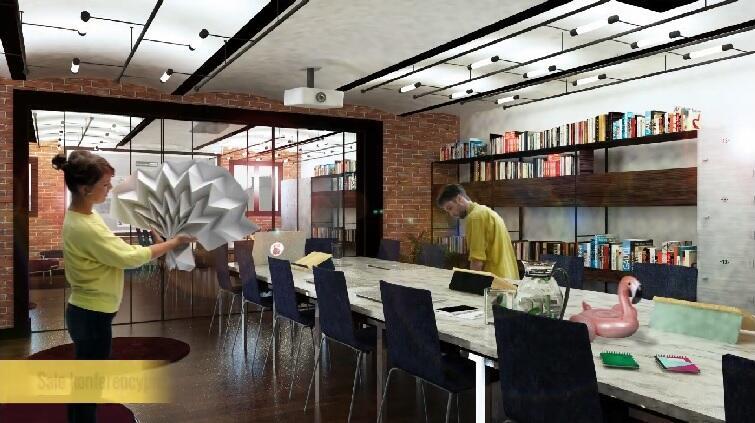 W piwnicy Ratusza powstaną sale konferencyjne, na potrzeby m.in. organizacji pozarządowych