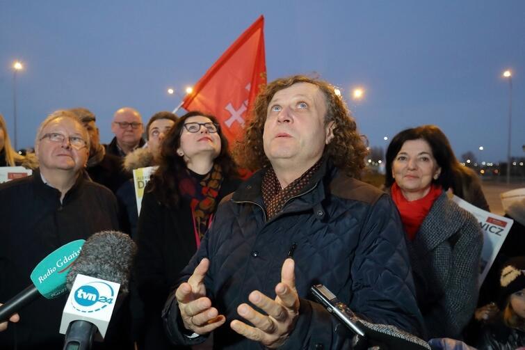 Przedstawiciele Ruchu Młodej Polski i pomorscy samorządowcy wyrazili swoje poparcie dla kandydującej Aleksandry Dulkiewicz