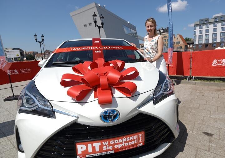Już po raz trzeci będzie można wygrać ekologiczne auto w loterii PIT w Gdańsku. Się opłaca! , ale nie tylko