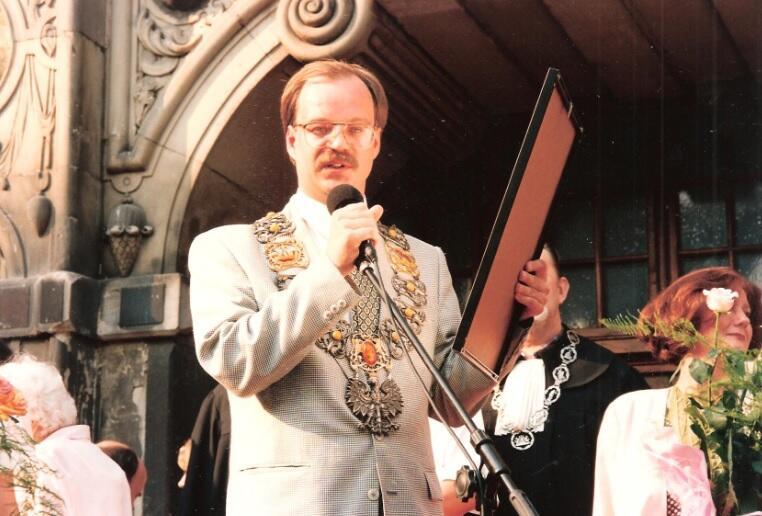 Otwarcie Jarmarku Dominikańskiego, 30 lipca 1994