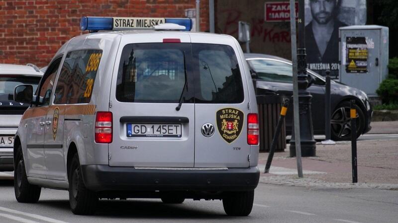 Egzekwowanie przepisów dotyczących parkowania to jedno z głównych zadań Straży Miejskiej w Gdańsku