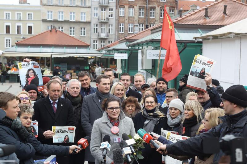 Podsumowanie kampanii wyborczej Aleksandry Dulkiewicz