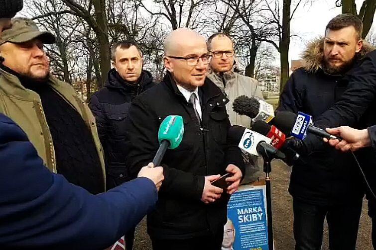 Marek Skiba podsumował w piątek swoją kampanię