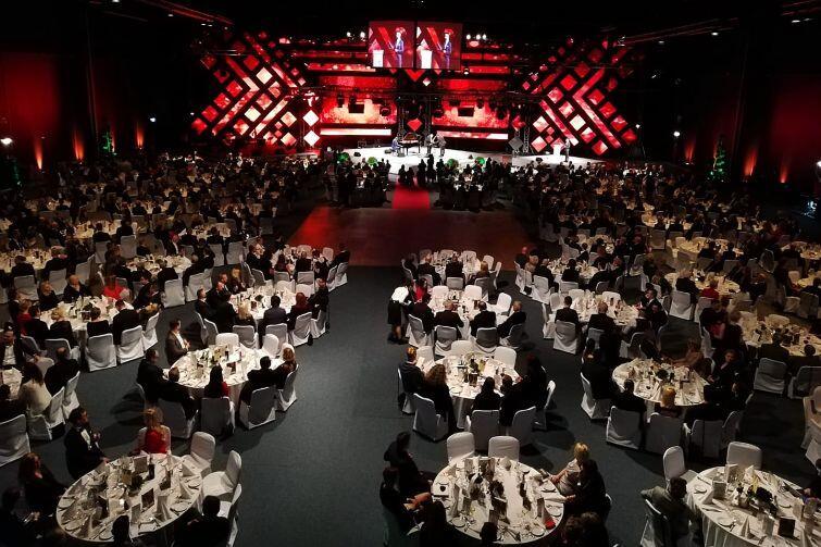 Gala Evening Pracodawców Pomorza, podczas której przyznawane są nagrody