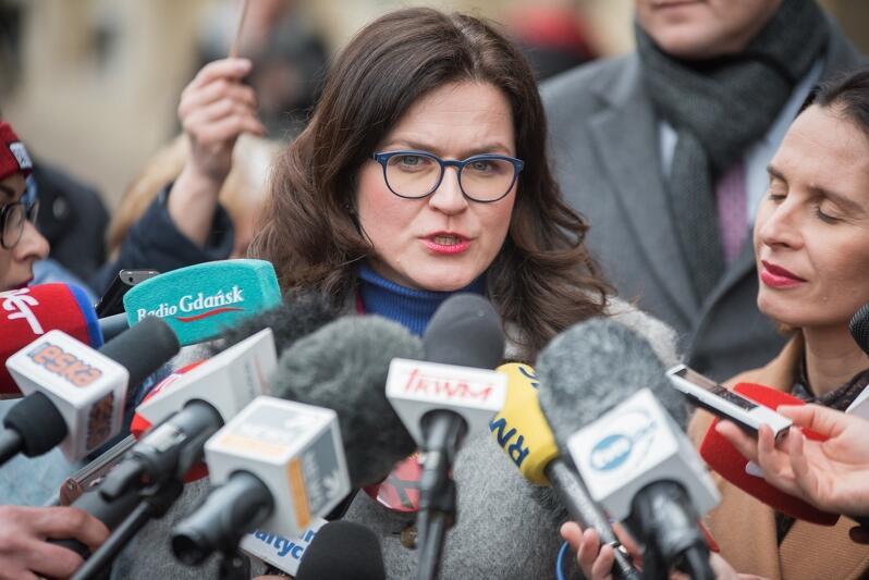 Gdańszczanki i gdańszczanie wybrali Aleksandrę Dulkiewicz na Prezydenta Miasta Gdańska