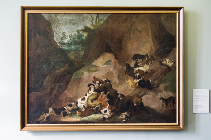 Wystawa Natura i duchowość. Carl Borromäus Ruthart (1630–1703)  w Muzeum Narodowym w Gdańsku