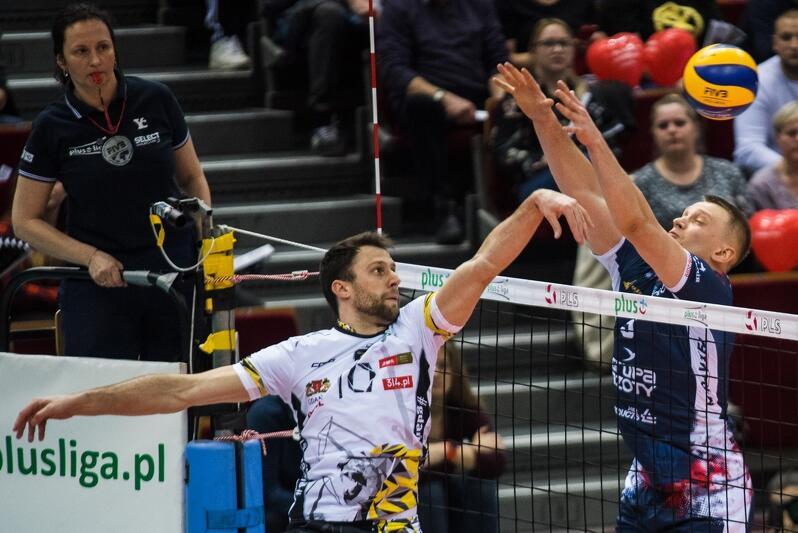 Trefl jako jeden z trzech zespołów pokonał w tym sezonie ZAKSĘ Kędzierzyn-Koźle