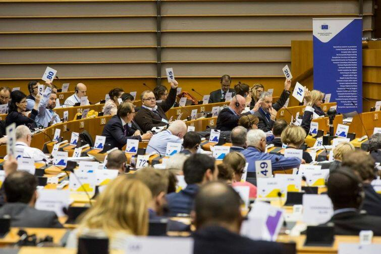 Nz. Sesja Europejskiego Komietetu Regionów