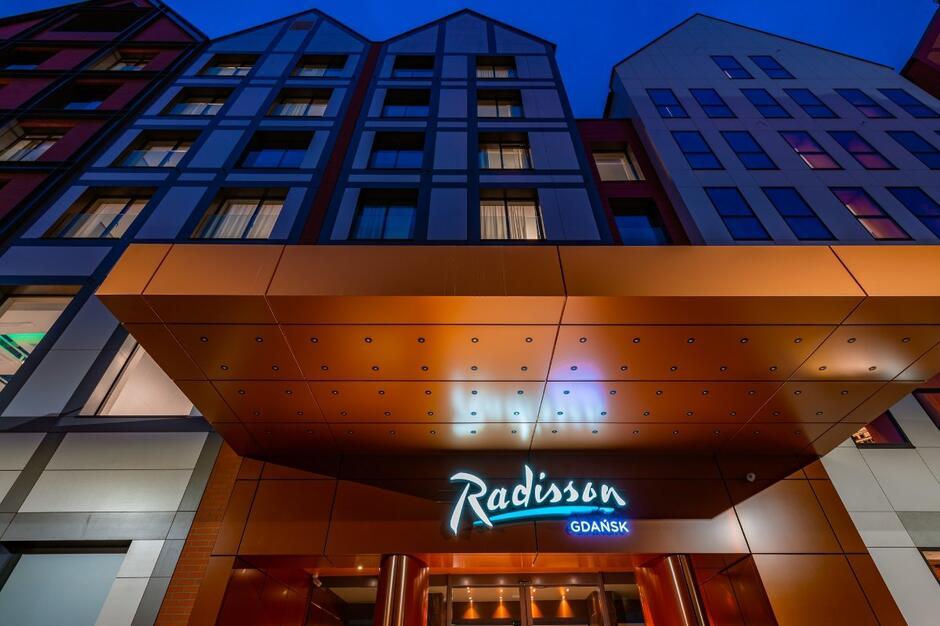 Hotel otwarto 4 marca