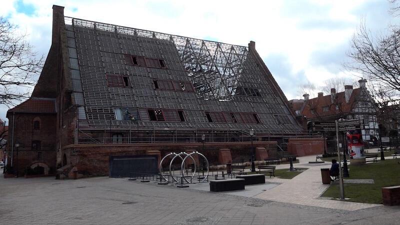 Wielki Młyn zamieni się w siedzibę Muzeum Bursztynu