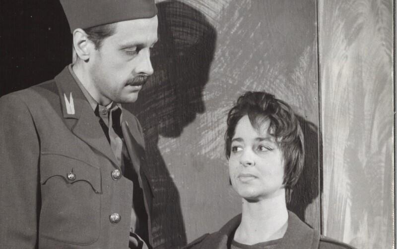 'Pierwszy dzień wolności', reż. Zygmunt Hübner, 1960 rok