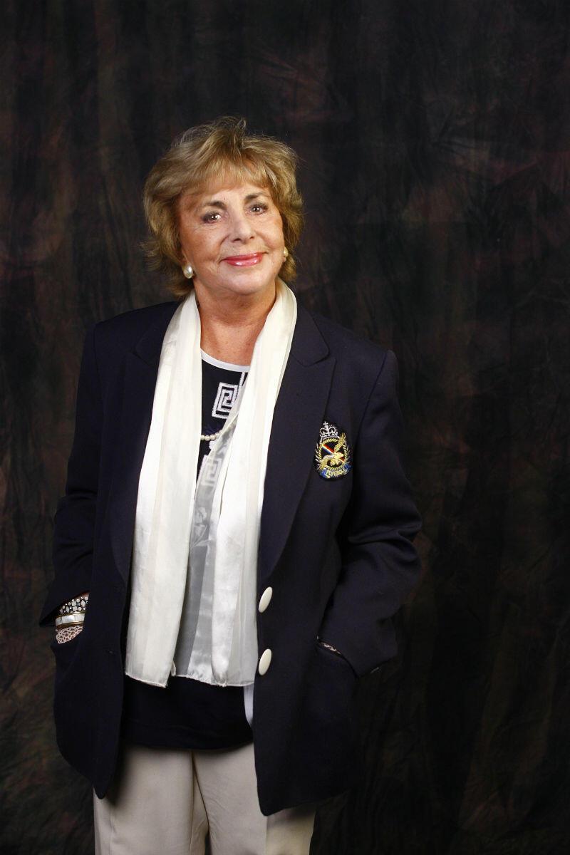 Wrzesień 2009 roku. Zofia Czerwińska w Gdyni podczas 34. Festiwalu Polskich Filmów Fabularnych