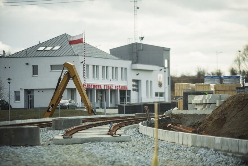 Budowa Nowej Bulońskiej Północnej trwa już blisko 11 miesięcy