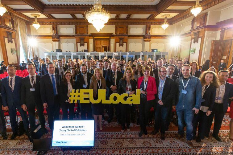 8. Europejski Szczyt Regionów i Miast. Spotkanie młodych polityków lokalnych