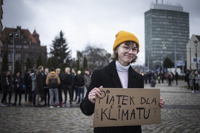 Piątek dla klimatu - także w Gdańsku