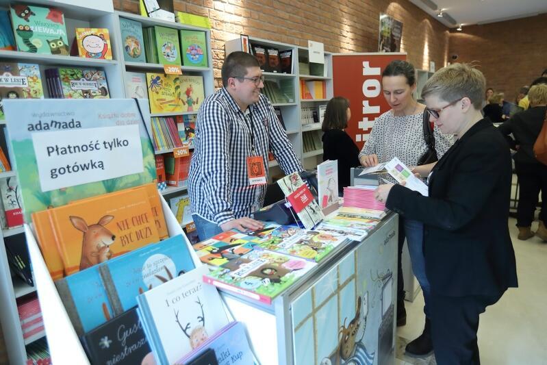 Pierwsze Gdańskie Targi Książki zgromadziły aż 14 tysięczną publiczność. Jak będzie w tym roku?