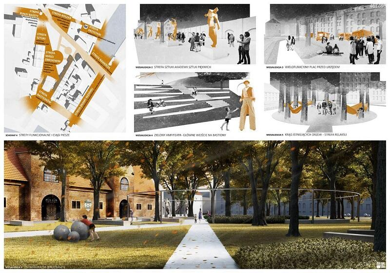Jury doceniło oryginalny pomysł projektowy pracowni Gzowski Architekci