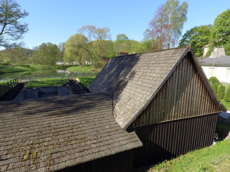 Dach obiektu