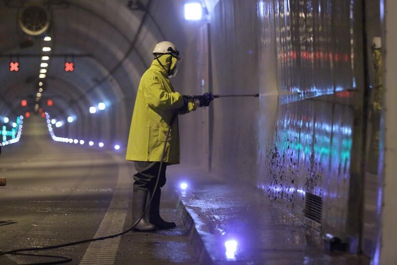 W kwietniu, na ponad tydzień, zamknięty zostanie tunel pod Martwą Wisłą