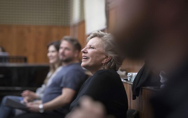 Krystyna Janda wystąpi w Operze Bałtyckiej roli reżysera