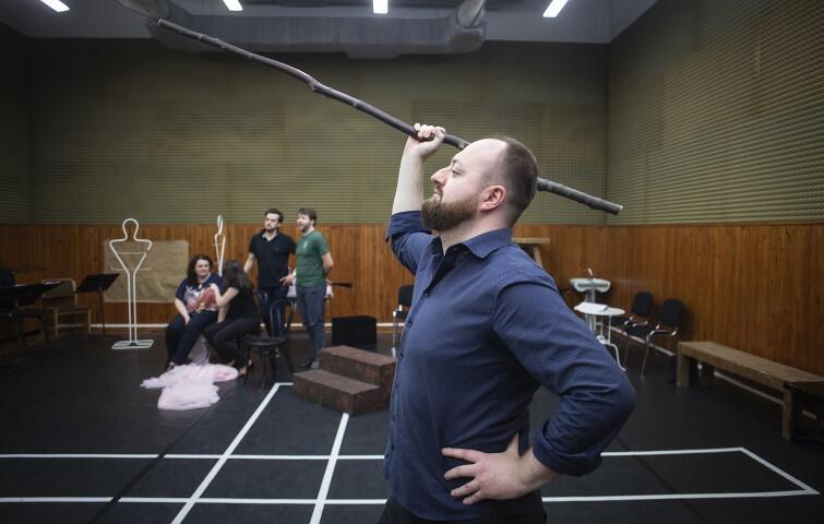 Premiera Hrabiny  odbędzie się w 200. rocznicę urodzin kompozytora - 5 maja 2019 roku