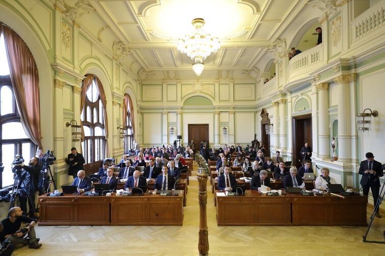 Na 28 marca 2019 r. zaplanowana jest VIII Sesja Rady Miasta Gdańska