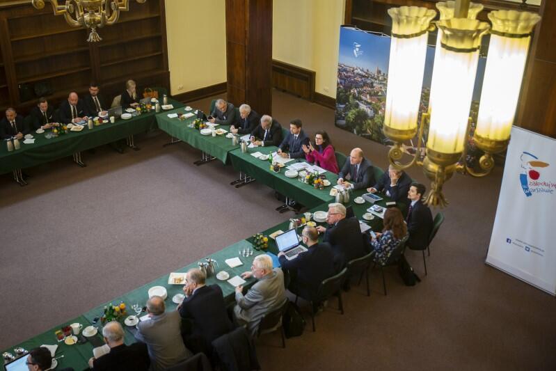 Obrady miały miejsce w warszawskim Pałacu Kultury i Nauki