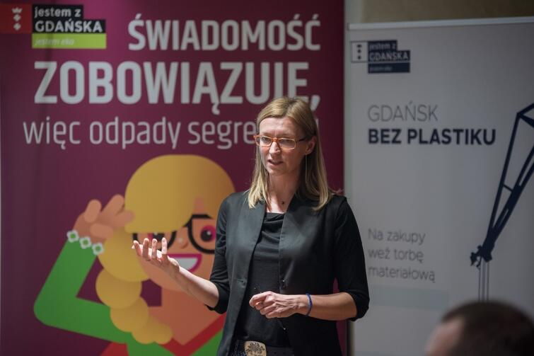 Zakład Utylizacyjny chce zmienić nawyki właściwej segregacji u źródła i ich produkcji, czyli w domach mieszkańców Gdańska
